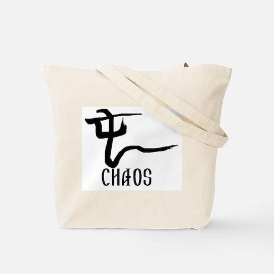Love & Chaos Tote Bag