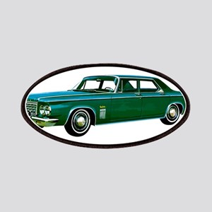 1963 Chrysler New Yorker Patches