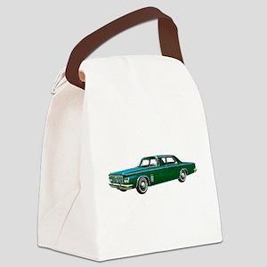 1963 Chrysler New Yorker Canvas Lunch Bag