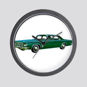 1963 Chrysler New Yorker Wall Clock