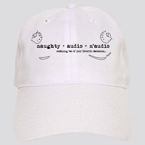 naudio_logo w tagline Cap
