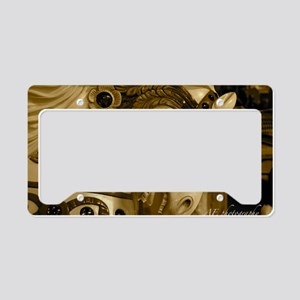 carousel License Plate Holder