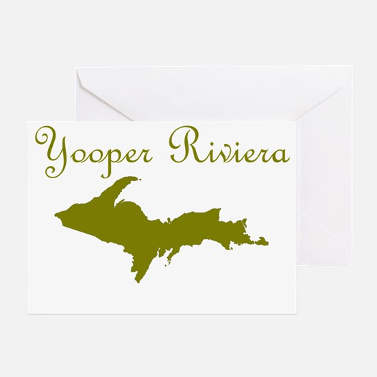 New_Olive_Yooper_Riviera.gif Greeting Card