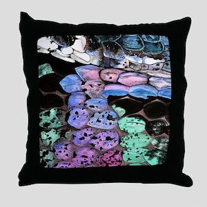 lg-snake2 Throw Pillow