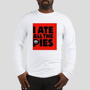 aaaaaa Long Sleeve T-Shirt