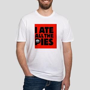 aaaaaa Fitted T-Shirt