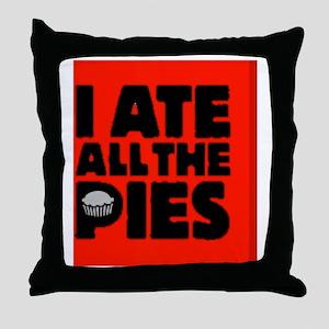 aaaaaa Throw Pillow