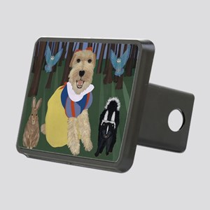 16 by 20 Rectangular Hitch Cover
