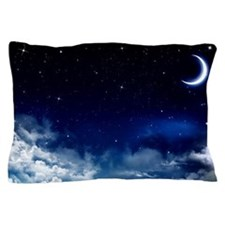 Silent Night Pillow Case