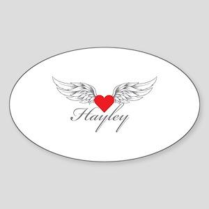 Angel Wings Hayley Sticker