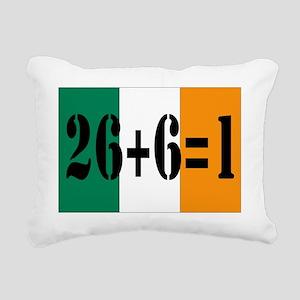 26+6+1 Rectangular Canvas Pillow