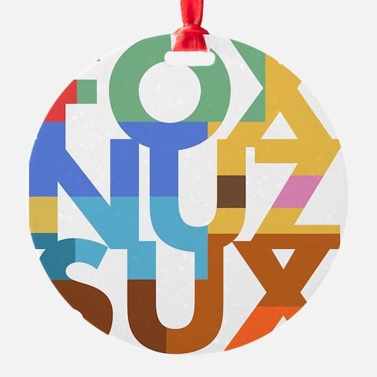 Fox_Nuz_Sux_2 Ornament