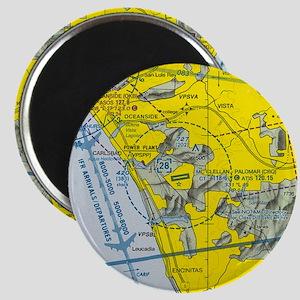San Diego TAC CRQ Circlef Magnet