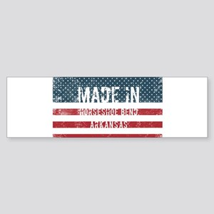 Made in Horseshoe Bend, Arkansas Bumper Sticker