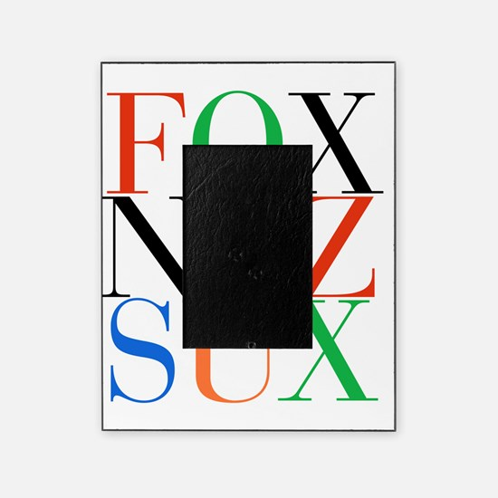 Fox_Nuz_Sux_1 Picture Frame