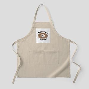 Cheeks dog BBQ Apron