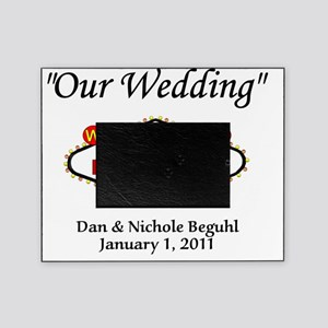 ed49c434a Vegas Wedding Picture Frames - CafePress