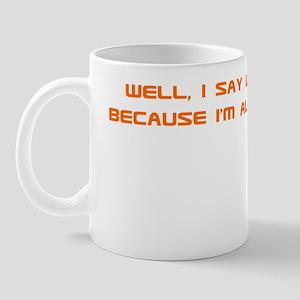 dogmadrunk Mug