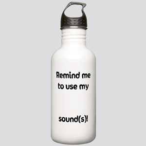 remindersticker3 Stainless Water Bottle 1.0L