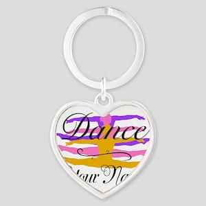 Dance Customizeable Keychains