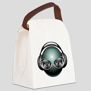 best dj Canvas Lunch Bag