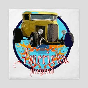American legend Queen Duvet