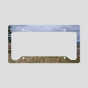 TRADEWINDBETTERLAKESUPERIORPI License Plate Holder
