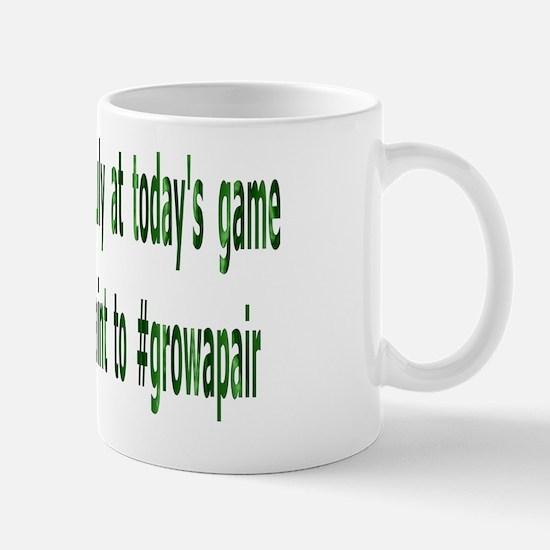 GrowapairGREEN Mug
