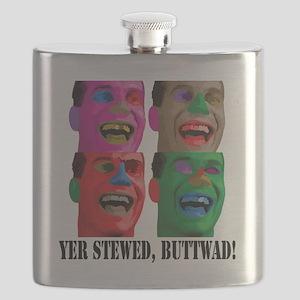 Stewed-Buttwad Flask