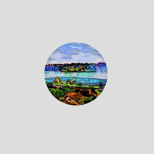 Horseshoe Falls Mini Button