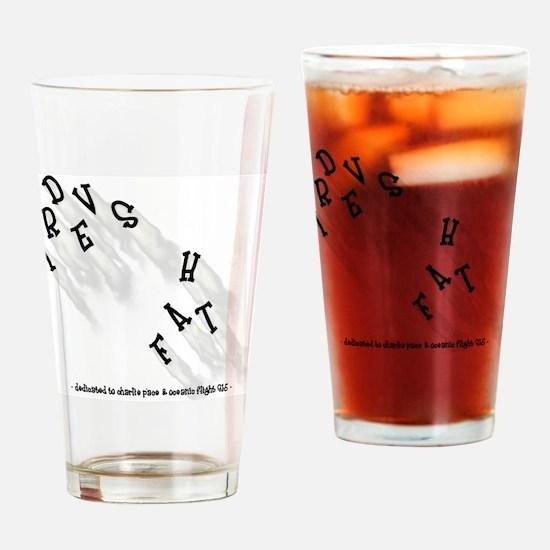 DRIVESHAFTMISSINGMAN xparent Drinking Glass