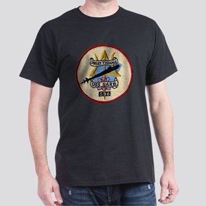 barb patch Dark T-Shirt