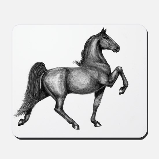 Gaited_horse_by_centauressa Mousepad