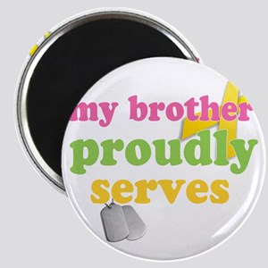 brotherserves Magnet