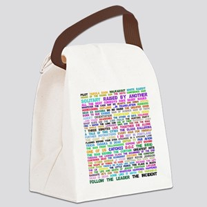 LOSTEpis Canvas Lunch Bag