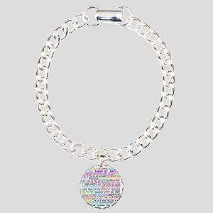 LOSTEpis Charm Bracelet, One Charm