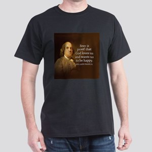 Ben Quote Beer T-Shirt