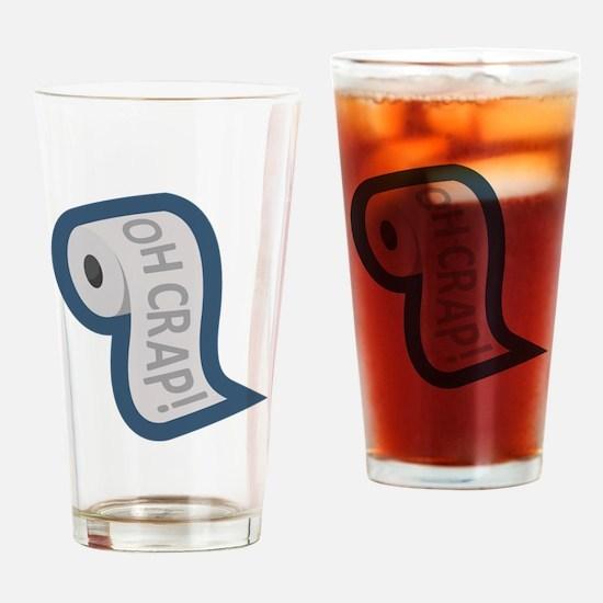 toilet3 Drinking Glass