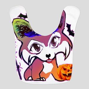 Halloween Corgi Bib