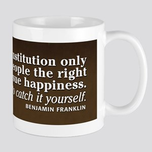 Ben Quote Constitution Mugs