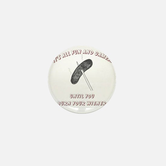 wiener Mini Button
