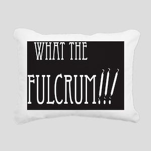 Fulcrum Rectangular Canvas Pillow