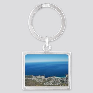 Table Mountain 4 Landscape Keychain