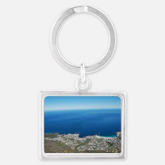 Table Mountain 4 Landscape Keychain