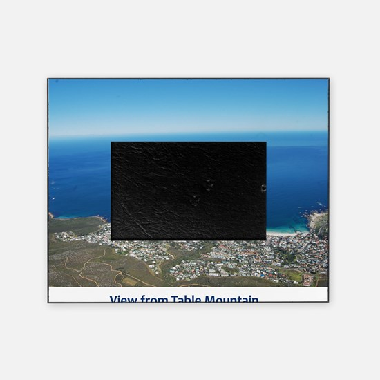 Table Mountain 4 Picture Frame