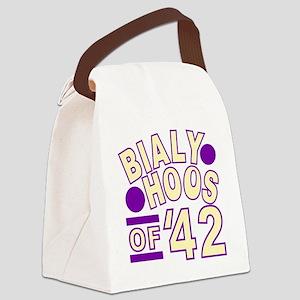 bialyhoos Canvas Lunch Bag