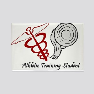 Athletic Training Student Rectangle Magnet