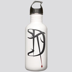 DTlogo1 Stainless Water Bottle 1.0L