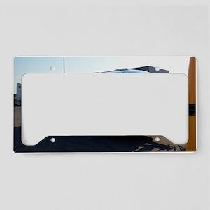 TRADEWINDATPORTOFBALTIMORE License Plate Holder