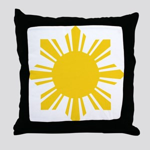 philipines1 Throw Pillow